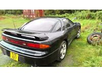 Mitsubishi GTO for sale, engine has been rebuilt and needs fitted into car.