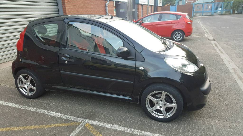 2007 peugeot 107 urban move | in dundonald, belfast | gumtree
