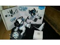 Wowwee chip robot talking dog