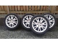 Alloys and Good Tyres 17inch