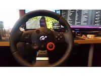 [Selling] Logitech Driving Force GT (PS/PC)