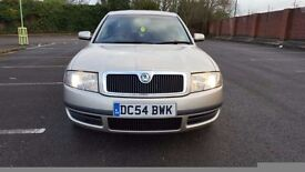 Skoda Superb 2004 1.9d CONFORT