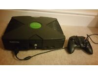 XBOX COINOPS 8 - 160GB + 1 CONTROLLER