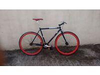 Create Fixed gear / Single speed bike upgraded fixie