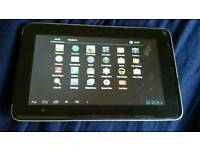 2 Android Tablets