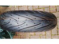 Michelin Pilot 150/70 ZR 17 (R3) rear motorcycle tyre