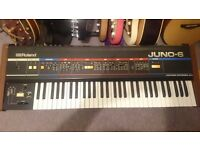 Roland Juno 6 Vintage Analogue Synth