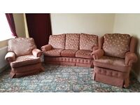 3 PIECE DRALON SUITE