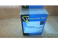 Secuplus Lockit Universal Security Kit (new in box)