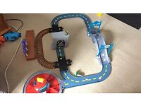 Paw patrol train track