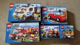 Lego city collection