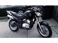 Honda Varadero XL 125cc Vtwin.