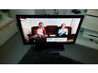 """SAMSUNG 42"""" TV 3 HDMI USB FREEVIEW GREAT CONDITION Can Deliver"""