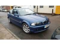 BMW 3SERIES 2DOOR