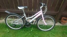 Girls probike bike
