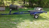 heavy duty boat trailer 700 or best offer