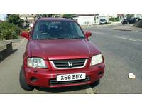Honda CR.V Breaking for parts