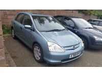 Good condition family car or first car (automatic transmission) i.6 contact Sami: 07725852120
