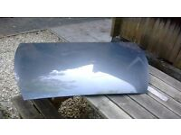 Ford Ka bonnet in grey