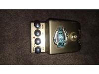 Marshall Bluesbreaker II guitar overdrive pedal