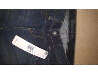 Ladies bench jeans. Brand new.