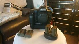 Canon 5d body and accessories only. No text messages please, I only communicate through gumtree