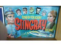 Stingray Game 1993