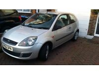 FORD FIESTA STYLE CLIMATE 2006 12 MONTHS MOT TAX HPI CLEAR