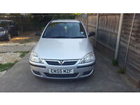 Vauxhall Corsa 2005 1.2 Manual ( 3 Door )