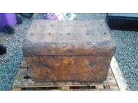 metal chests