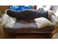 Free Ikea Sofa - Needs cover