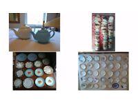 Vintage China/ Crockery, tea party, wedding, teacups, saucers, cake stands, job lot