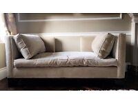 Chaise Lounge/Day Bed/Sofa/Chair/Neutral/Cream/Beige