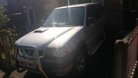 Nissan terrano 7 seater for sale