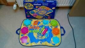 ELC soft stuff playmat/bag