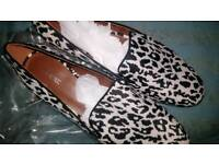 Next loafers size 7 BNWT