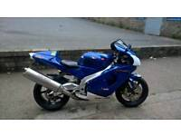 Aprilia mille 1000 rsv , years test , 400 spent last week's, may px even project , ?
