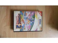 Sega-megadrive/master-system. Sonic-/3.. spiderman