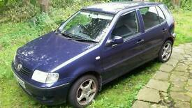 Breaking 2001 polo 1.4mpi 86000 miles 6n2