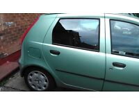 Fiat Punto, Green, 1.3 petrol, 6 months MOT 03 plate