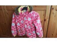 Girls Mini Boden Ski Jacket age 12-13 yrs