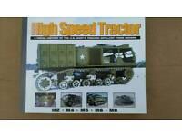 Military vehicle books