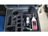 CIRRUS Optimus Green Professional Sound Level Meters