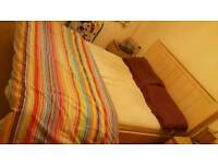 King size bed for sale beechwood