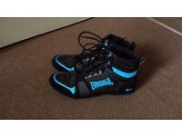 Used Boxing Boots size 8