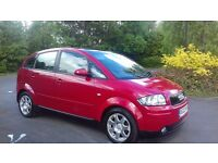 Audi A2 Se 1.4 Tdi Full service history Timing belt Changed Excellent drives very cheap to run