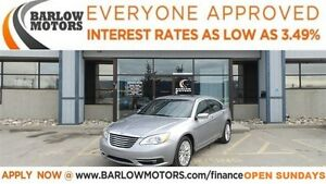 2013 Chrysler 200 Limited (APPLY NOW DRIVE NOW)
