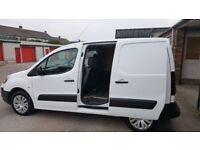 Berlingo Van 3 Seat sideload door Very Clean 2 Owners