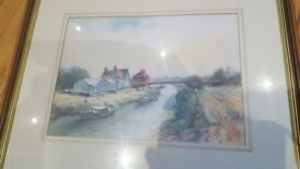 Tickton Painting - Tony Denison