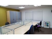 Fully furnished call centre office space to rent in Baglan Energy Park